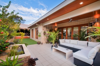 House construction in Kingfisher Rosebud by SLR Concepts