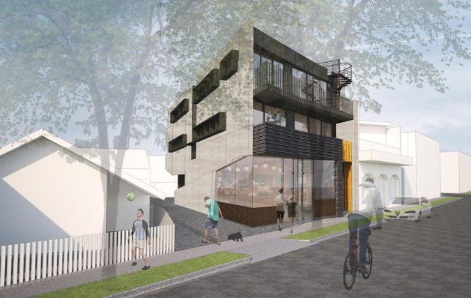 20 Blessington St St Kilda - Building facade - Render.jpg