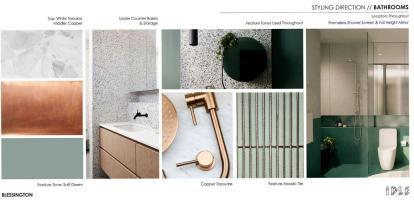 20 Blessington St St Kilda - Styling Direction - bathrooms - Blessington