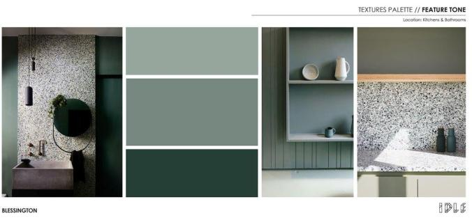 20 Blessington St St Kilda - Textures Palate - Feature Tone - Blessington